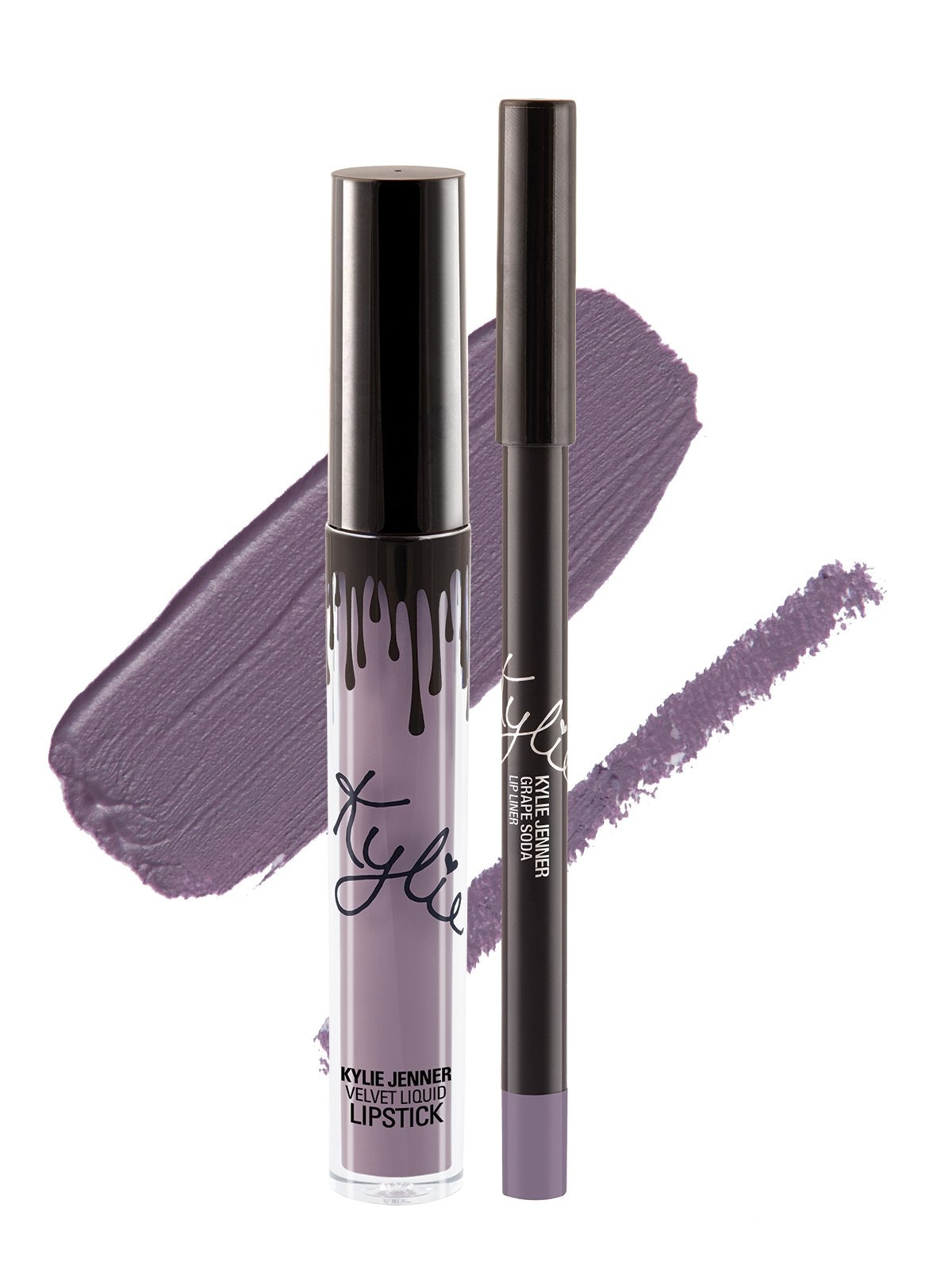 """Velvet Lip Kit in """"Grape Soda"""""""