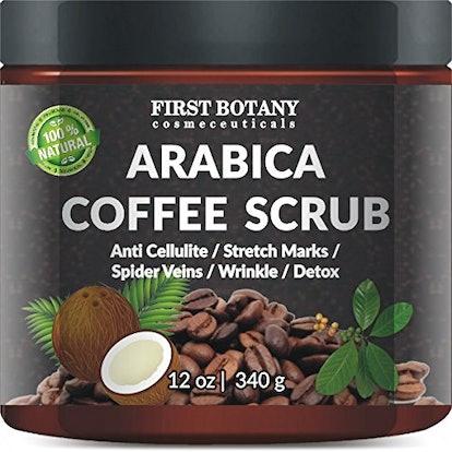 First Botany Cosmeceuticals Coffee Scrub