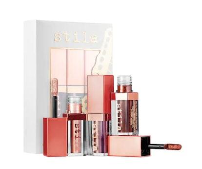 Stila Shimmer Heights Mini Shimmer & Glow Liquid Eye Shadow Set