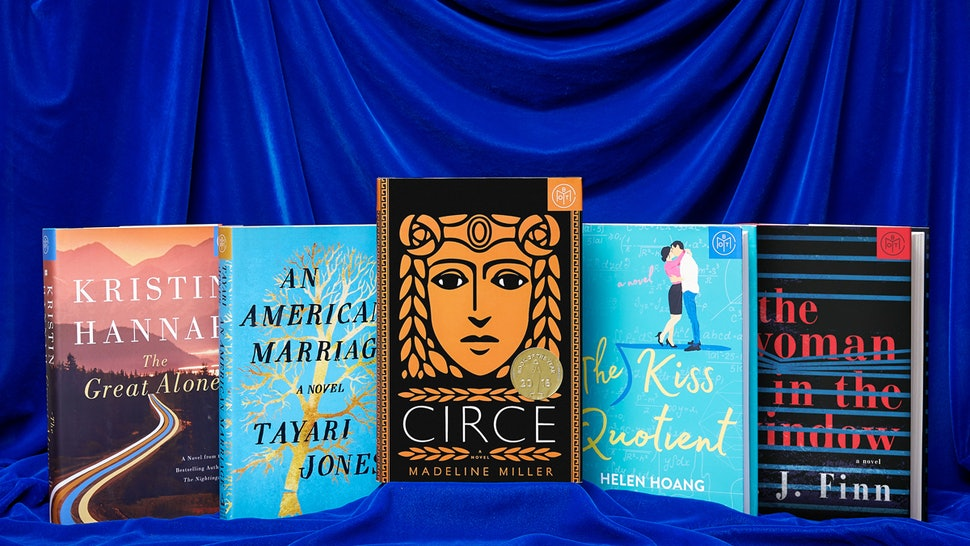 Circe By Madeline Miller Is Book Of The Month S Most