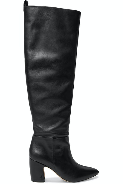 Sam Edelman Hutton Leather Knee Boots