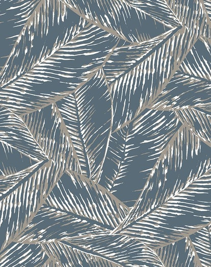 Best Fronds Removable Wallpaper
