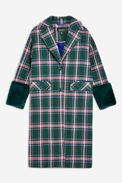 Check Coat