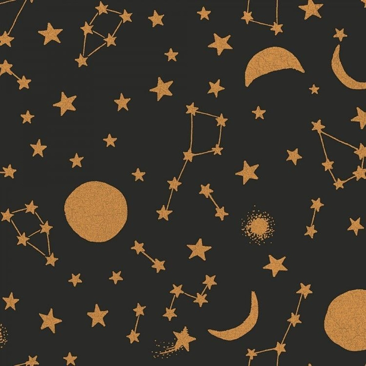 Celestial Self-Adhesive Removable Wallpaper