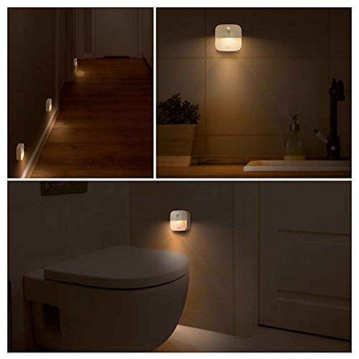 Eufy Stick-On Night Light (3 Pack)