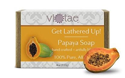 Vie-Tae Organic Papaya Soap