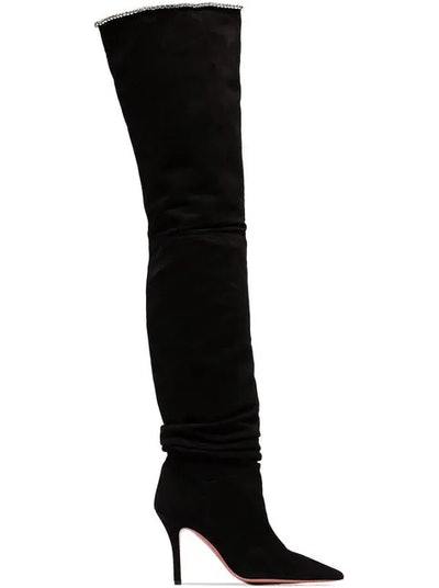 Barbara 95 Over The Knee Boots
