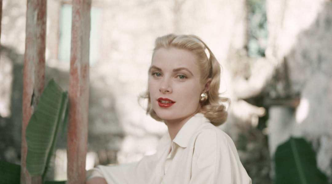Grace Kelly Wedding Dress.Avery Corded Lace And Silk Gazar Gown