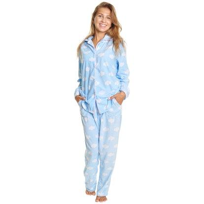 Angelina COZY Fleece Pajama Set (S-XXXXL)