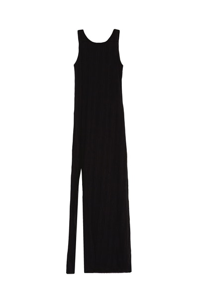 Rene Long Knit Dress