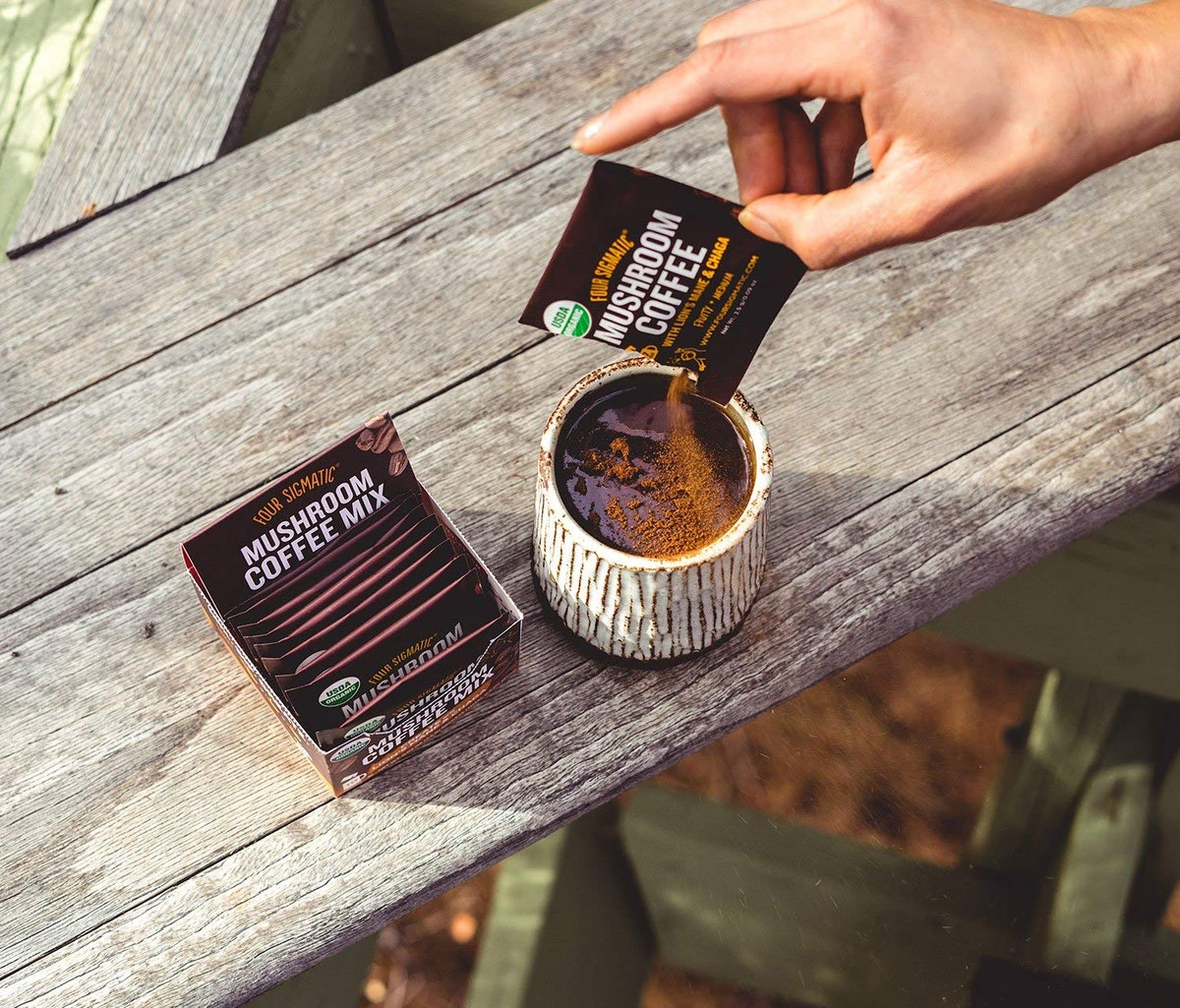 Four Sigma Foods Mushroom Coffee