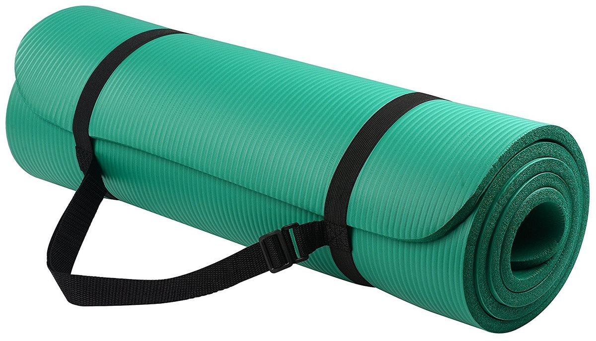 BalanceFrom Extra Thick Yoga Mat
