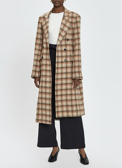 Stella Asymmetrical Coat