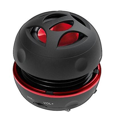 I-VOM Bass + Mini Portable Speaker