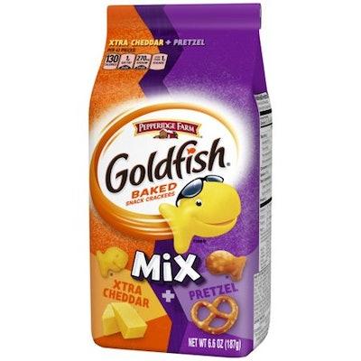 Goldfish Mix