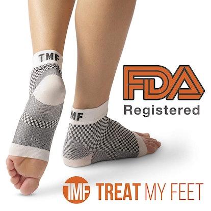 Treat My Feet Plantar Fasciitis Socks