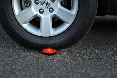 FlareAlert LED Beacon Road Flare
