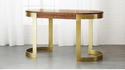 Octavia Oval Desk