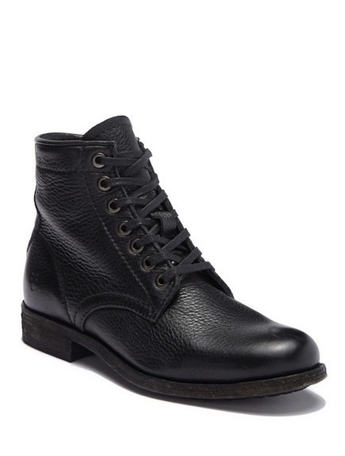 Tyler Leather Lace Up Boot