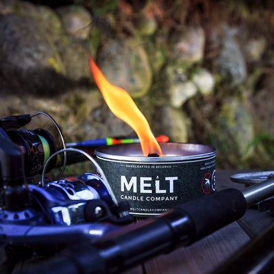 Melt Candle Company Citronella Candles (Set of 3)