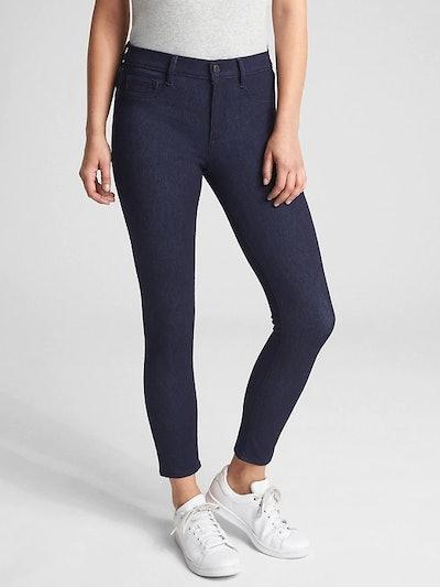 Soft Wear Mid Rise Knit Favorite Jeggings