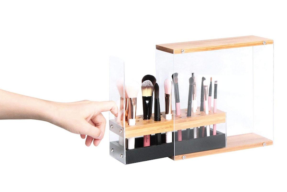 JackCubeDesign Makeup Brush Holder