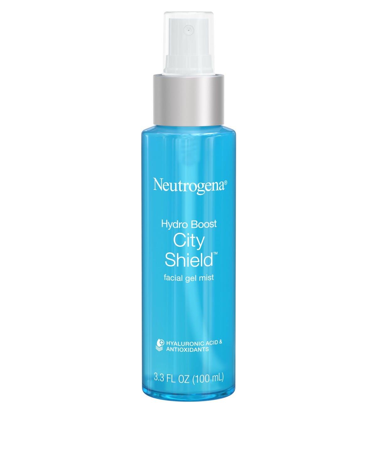 Hydro Boost City Shield Facial Gel Mist