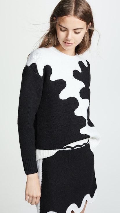 Jakcob Oversize Graphic Pullover