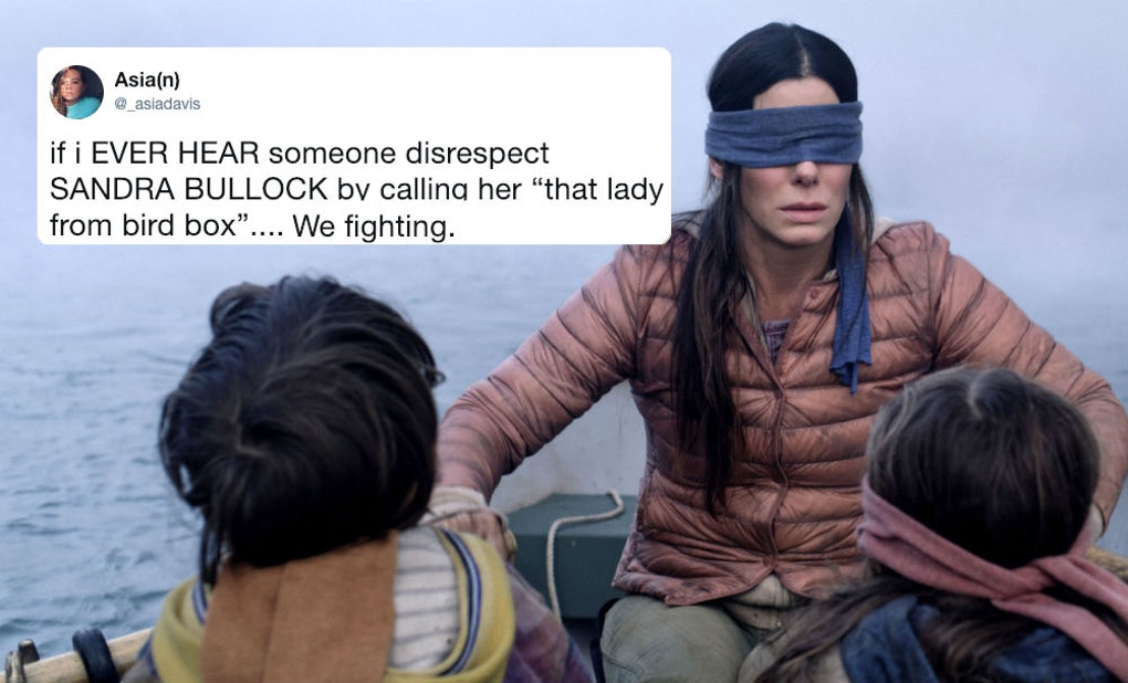 These Bird Box Memes Will Make You Feel Old Since Fans Don T Know