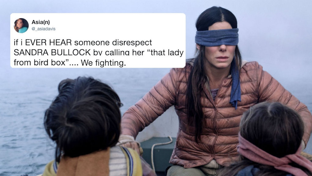 These 'Bird Box' Memes Will Make You Feel Old Since Fans ...