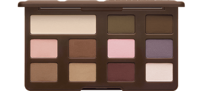 Matte Chocolate Chip Eyeshadow Palette