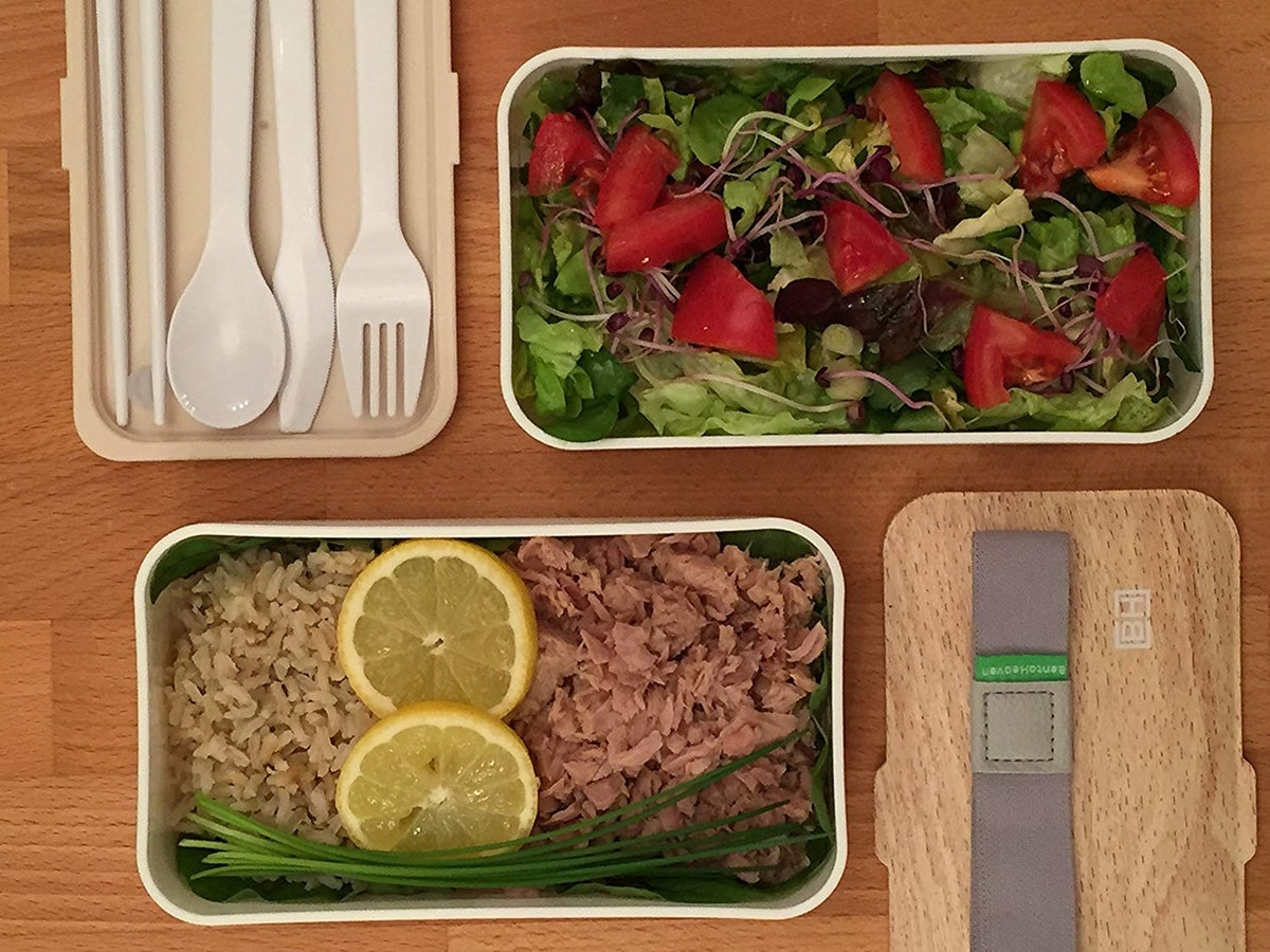 BentoHeaven Lunch Box