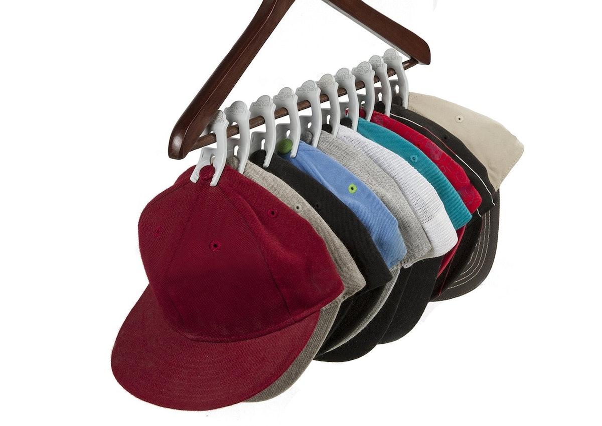 Caiman Hat Clips