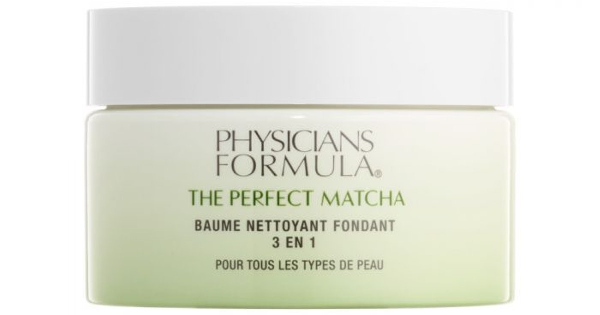 The Perfect Matcha 3-in-1 Cleansing Balm