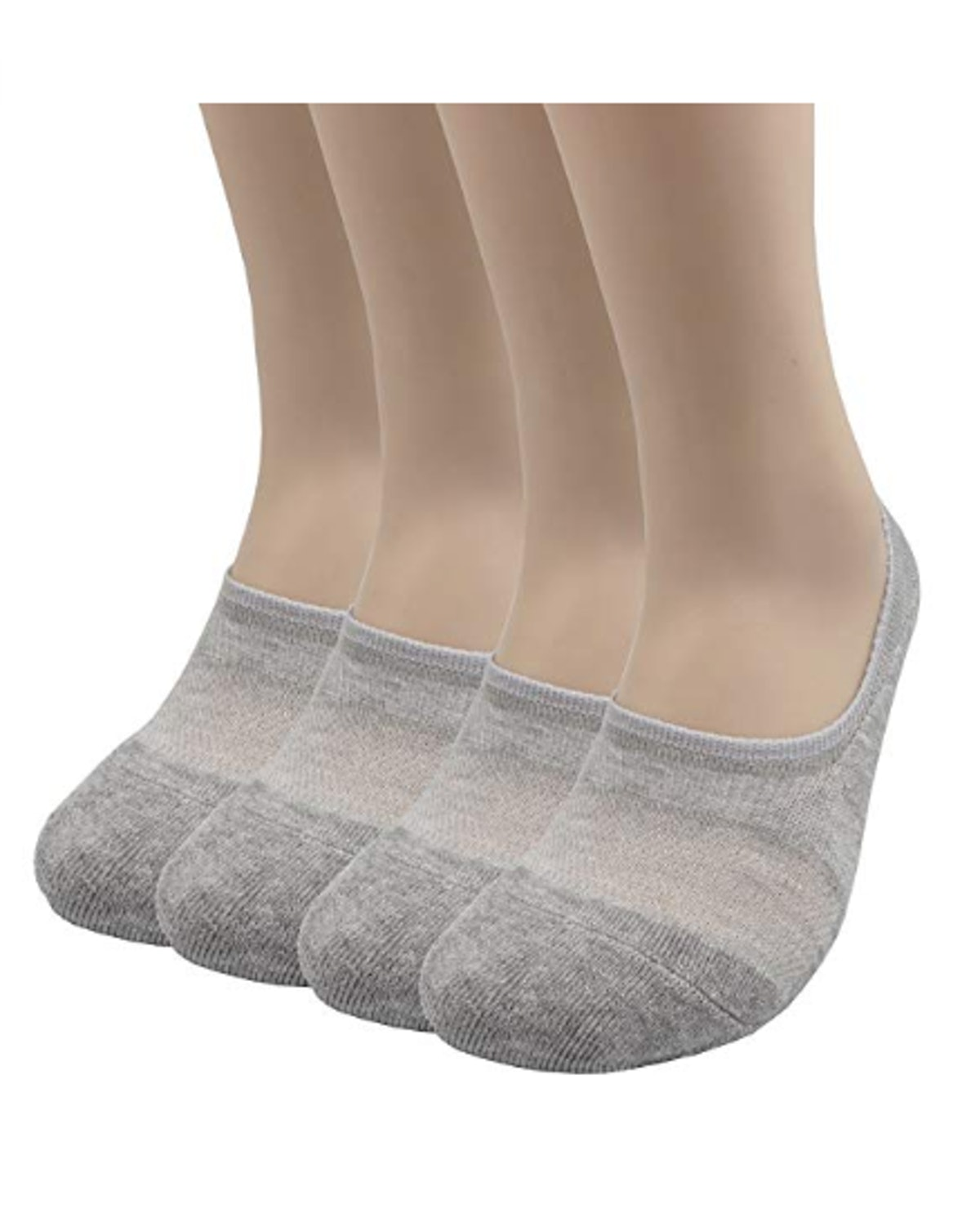 Pro Mountain No-Show Athletic Socks (4 Pack)