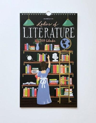 Ladies of Literature 2019 Calendar