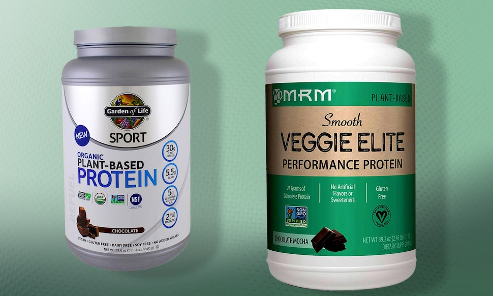 The 3 Best Natural Protein Powders