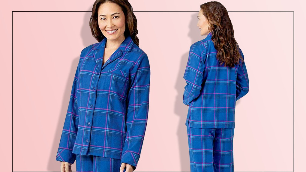 2a69333710f The 3 Best Women s Flannel Pajamas