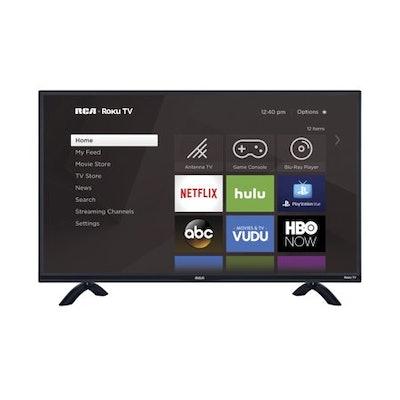 "RCA 43"" Class FHD (1080P) Roku Smart LED TV"