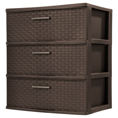 Homestar Finch 3 Drawer Chest
