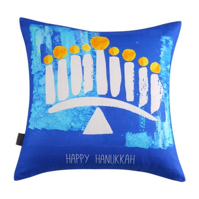 Holiday Square Throw Pillow