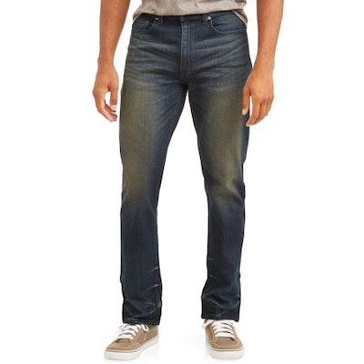 George Men's Athletic Fit Jean