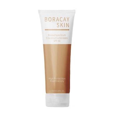 Boracay Skin Coconut Sunscreen