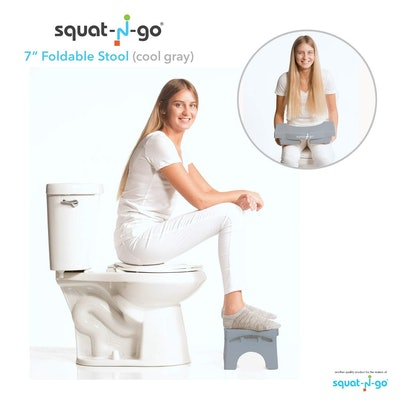 Squat N Go Folding Squatting Stool