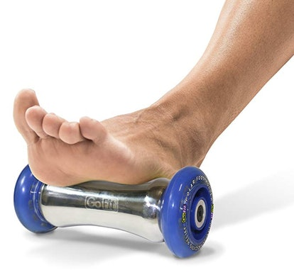 GoFit Polar Foot Roller - Cold Massage Relief