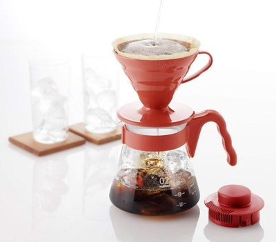 Hario V60 Pour Over Coffee Starter Kit