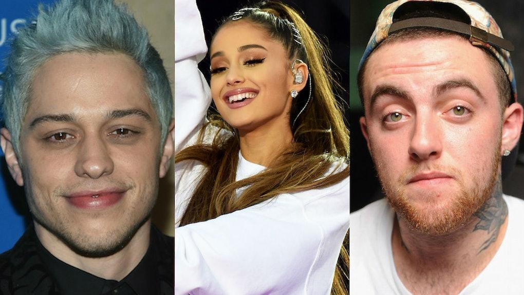 "Mac Miller Tribute Tattoo: Ariana Grande Covered Up Her ""8418"" Tattoo For Pete"