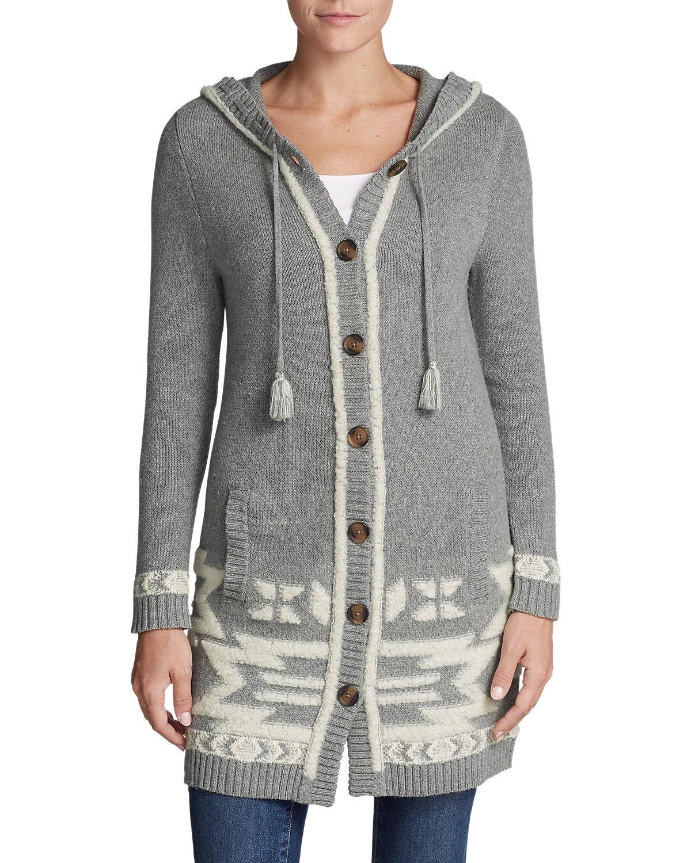 Mount Houghton Sweater Coat