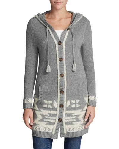 Mount Houghton Sweater Coat