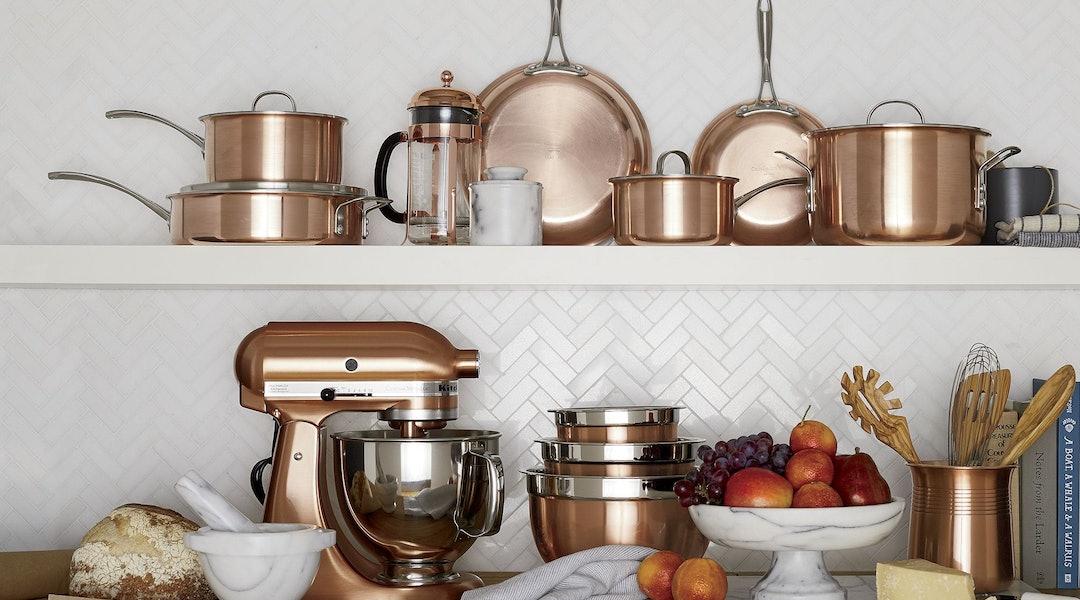 The Best Cookware Deals In Crate & Barrel\'s Kitchen Sale ...